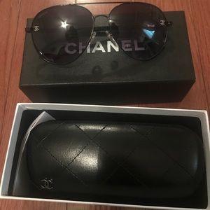 Chanel Sunglasses Aviators